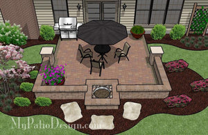 Paver Patio #S-032001-01