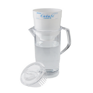 Aquaspace Carafe Fluoride Reduction
