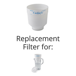 Aquaspace Carafe Fluoride Replacement Filter