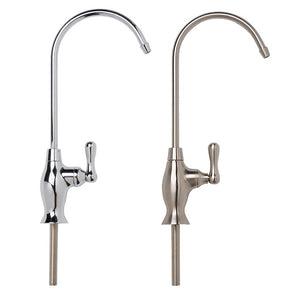 Lead-FREE Chrome Faucet and Brushed Nickel Faucet