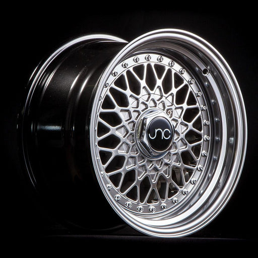 JNC004 Hyper Black - JNC Wheels