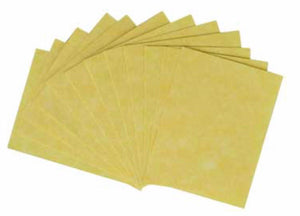 "Light Parchment 12 Pack (2"" x 2 1/2"")"