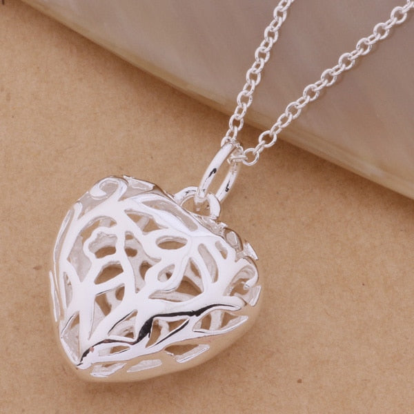 Ladies Heart Shaped Pendant