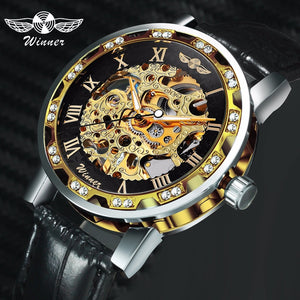 T - Winner Royal Black Mens Watch