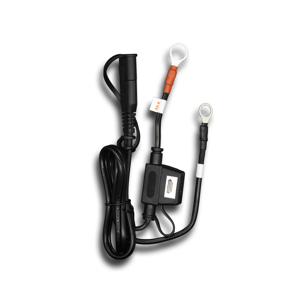 Ring Terminal Harness (Suit 900mA to 8A OzCharge Chargers)