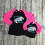 Kids - HAPPY CAMPER TODDLER TOP