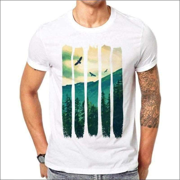 Mens - EAGLES MOUNTAIN HIGH SHIRT