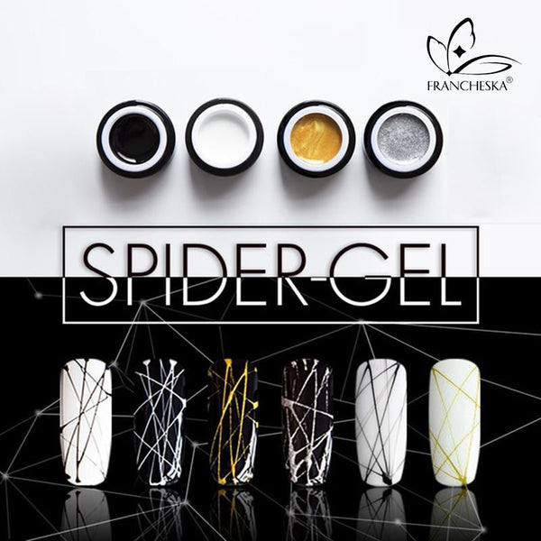 Outdoors - Spider Gel Art Polish