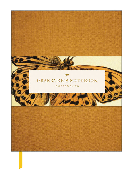 The Sunroom - Butterfly Observers Notebook