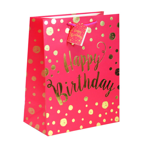 B-DAY WISHES GIFT BAGS