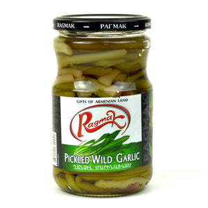 PICKLED WILD GARLIC