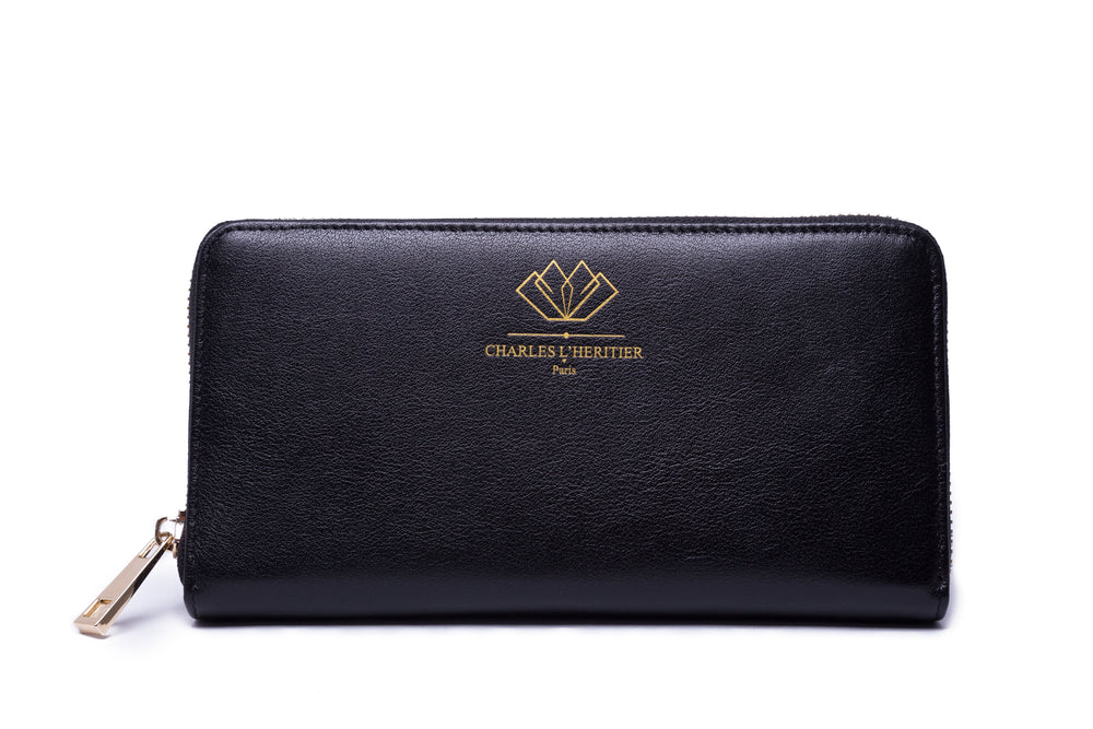 Long wallet – Black