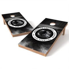 Official Size 2x4 American Football League Cornhole Game