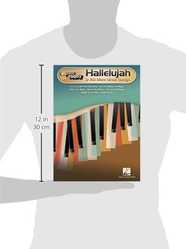 Hallelujah & 40 More Great Songs: E-Z Play Today Volume 104