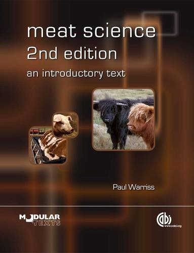 Meat Science: An Introductory Text (Modular Texts Series)