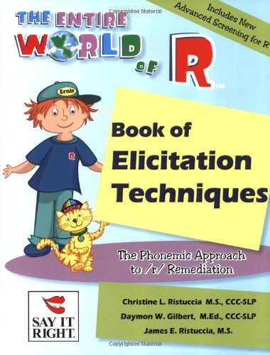 The Entire World Of R Book Of Elicitation Techniques