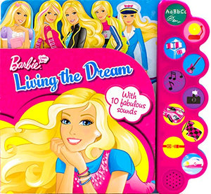 Barbie: Living The Dream Sound Book (Barbie I Can Be...)