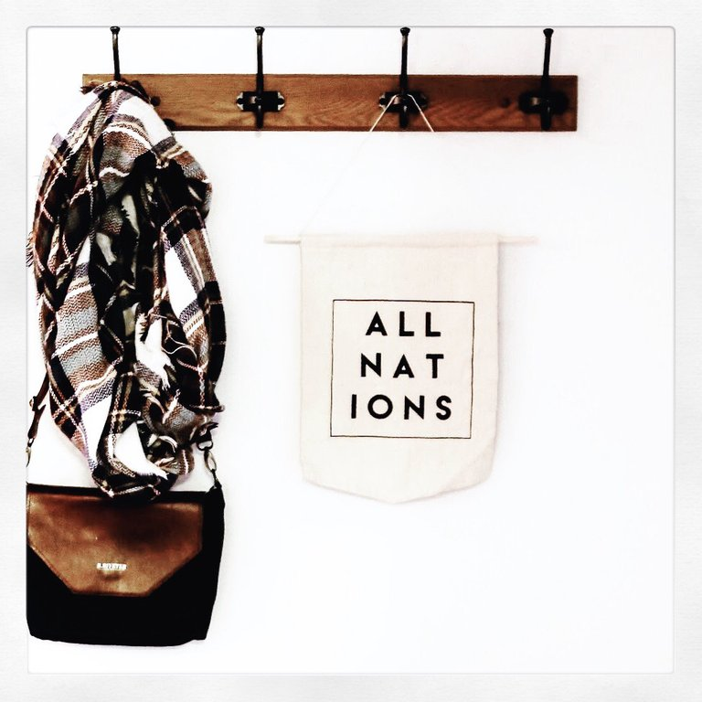 """All Nations"" Banner"