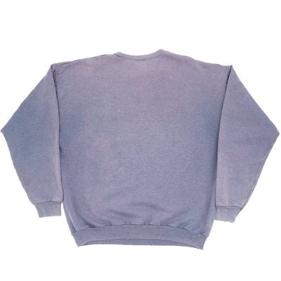 80's Hanes US Plain Blue Sweatshirt