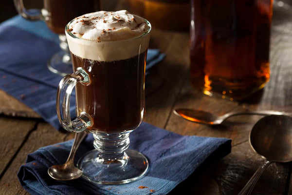 Coffee Gems Mexican cocktail
