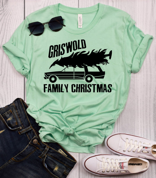 Griswold Family Christmas T-Shirt