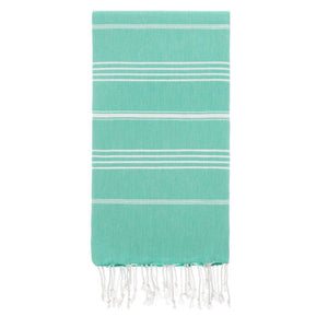 Purity Peshtemal Towels - 100% Turkish Cotton Absorbs Water Fast - San Diego