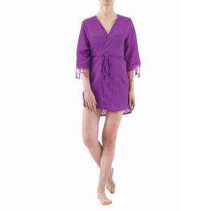 Marmaris Beach and Pool Dress - Super Soft 100% Turkish Cotton Stylish - San Diego