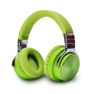 COWIN E7 Pro [2018 жаңартылды] | Active Noise Canceling Wireless Headphones Құлақаспап cowinaudio LawnGreen