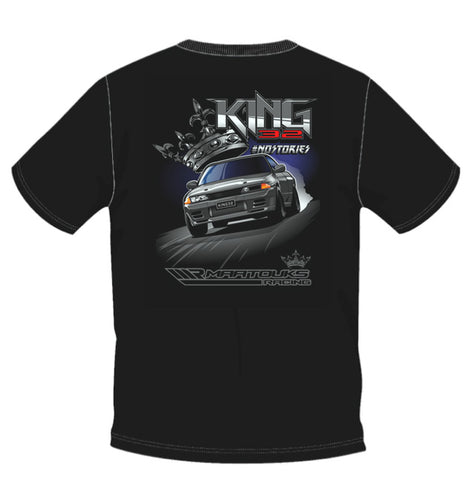 Maatouks Racing KING32 T-Shirt