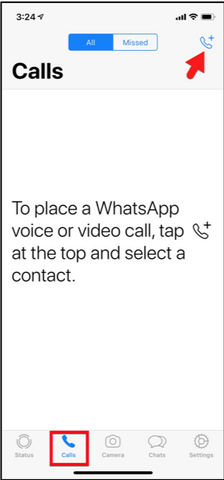 Making WhatsApp calls on iOS and Android, first time guide