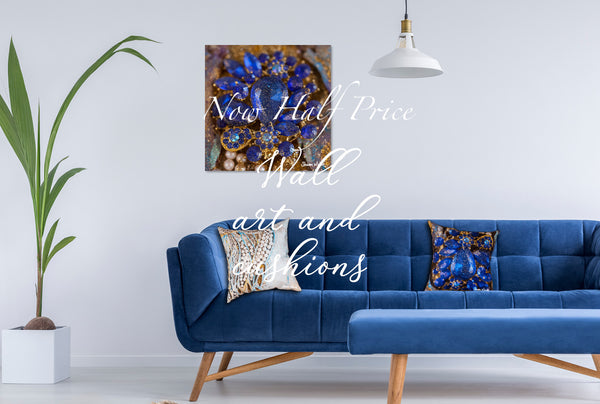 Canvas Wal Art & Cushions Sale