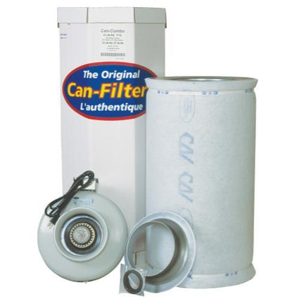 Can-Filter Pre Packaged Can 75 w/ Can-Fan 8 in HO