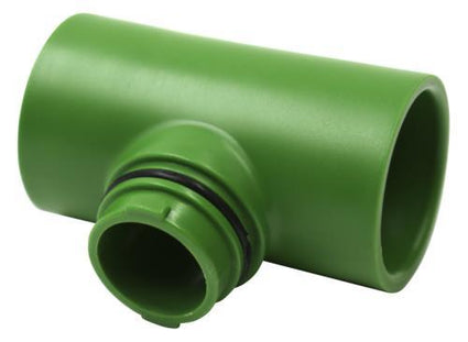 FloraFlex Flora Pipe Fitting 1 in Tee