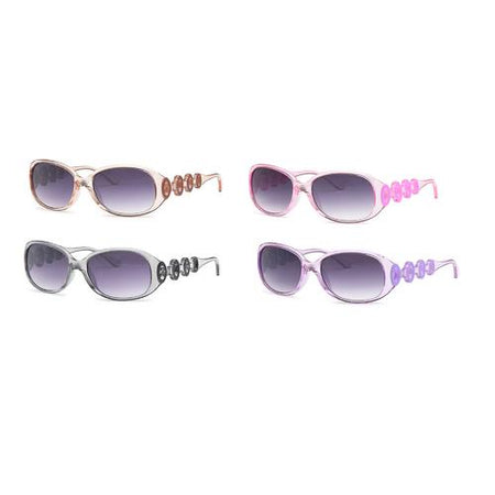 4-Pack - AFONiE Colorblock Junior Sunglasses