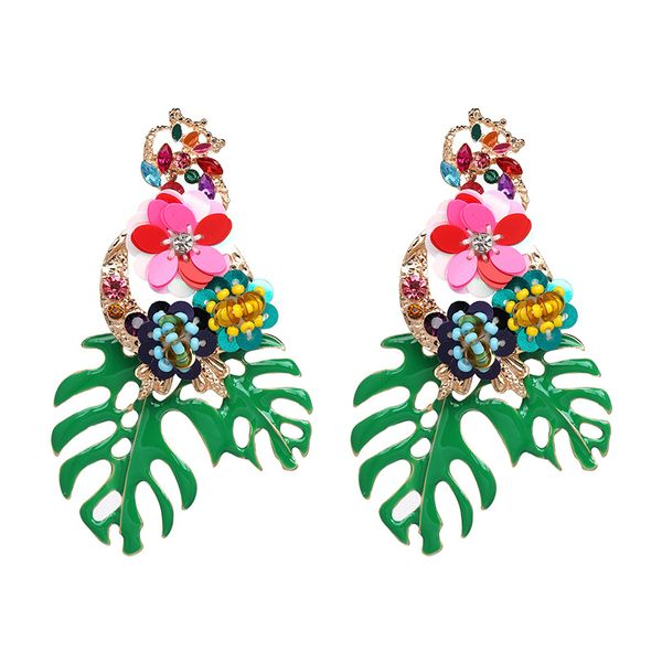 Jungle Book Earrings