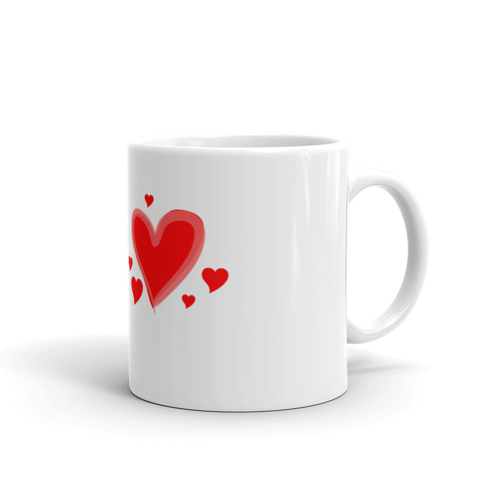 Show Your Love, Share Your Fart Mug