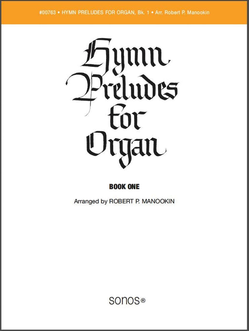 Hymn Preludes for Organ - Book 1