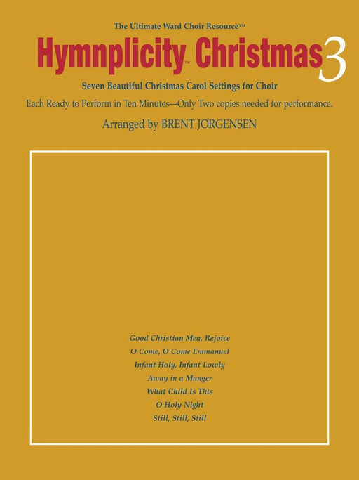 Hymnplicity Christmas - Book 3