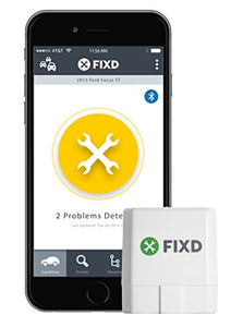 FIXD OBD-II Active Car Health Monitor - 2nd Generation
