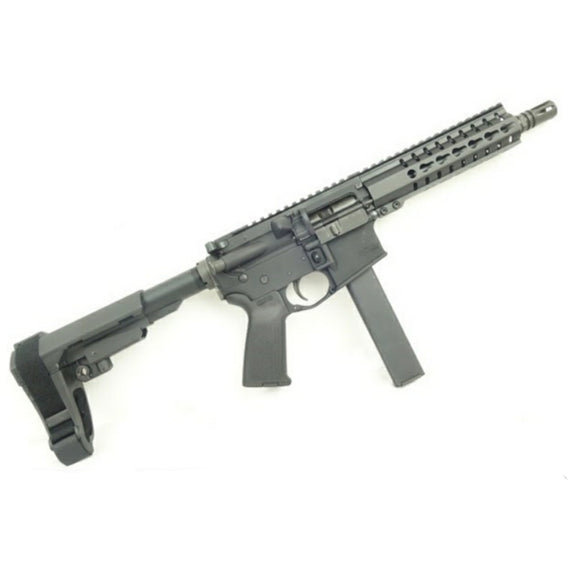 CMMG AR Pistol with SB Tactical brace [9mm]