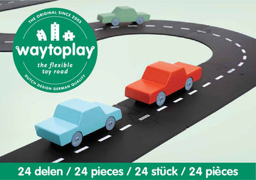 24 pieces | Highway