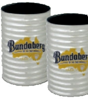 Bundaberg Rum Tin Stubby Holder