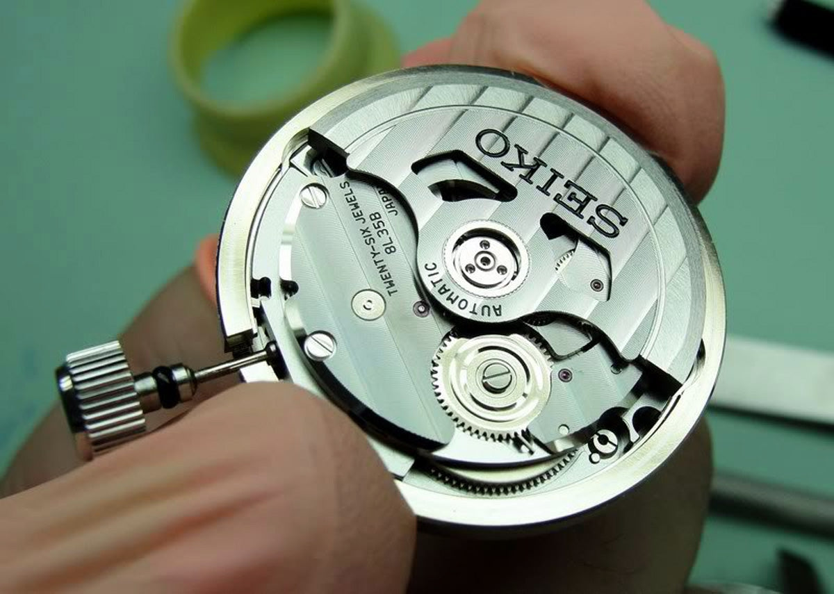 Seiko-8L35-Caliber-Disassembled-Marinemaster