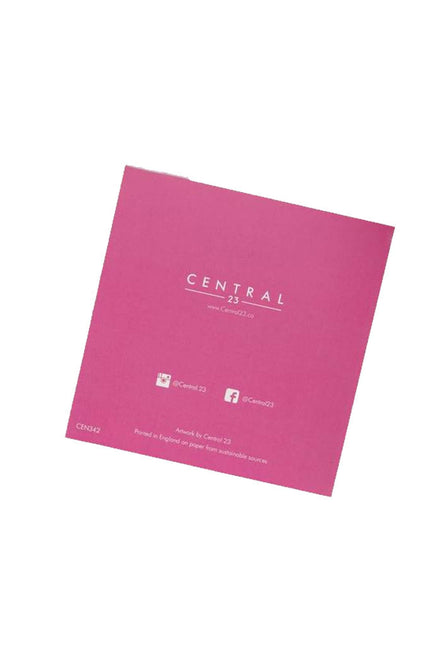 Central 23 BF Greeting Card