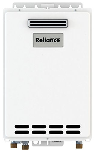 Reliance TS-110-LE 140K BTU Outdoor Tankless Propane Water Heater