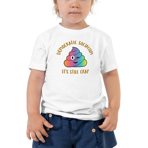 Democratic Socialism Toddler T-Shirt