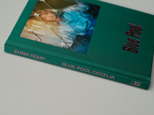 Blue Pool Cecelia by Emma Kemp
