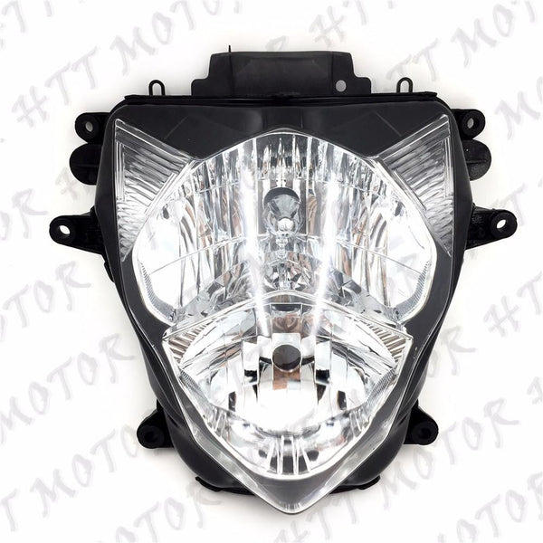 Clear Headlight Head light for Suzuki GSXR600 GSXR750 K11 2011 2012