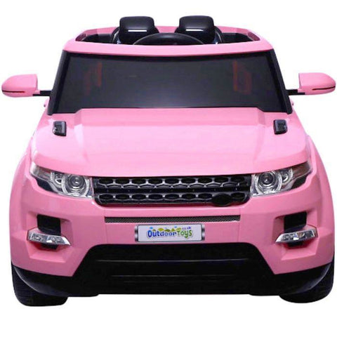 Maxi Range Rover HSE Sport Style 12v Electric Battery Ride on Car Jeep - Pink - EpicStuff