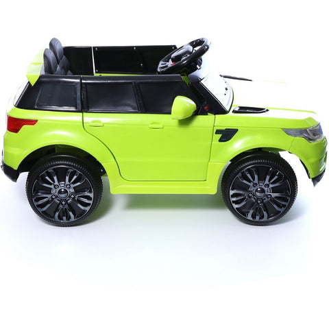 Mini HSE Range Rover Style 12v Child's Ride On Jeep - Green - EpicStuff